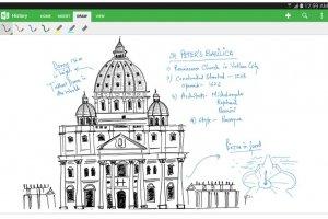 OneNote s'enrichit et arrive sur tablettes Android