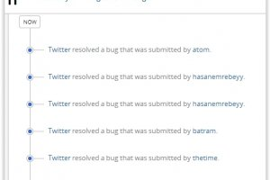 Twitter app�te les hackers avec des petits ch�ques de 140$