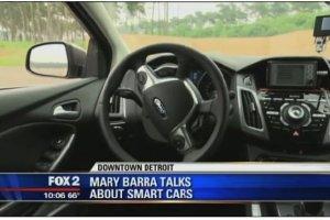 GM pr�pare des v�hicules semi-autonomes