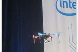 Intel d�veloppe des capteurs pour les v�tements connect�s et les drones