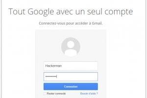 5 millions d'adresses et mots de passe Gmail post�s sur un forum