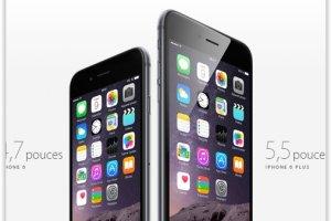 Test Apple iPhone 6 et 6 Plus : Plus grand, c'est finalement mieux (2e partie)