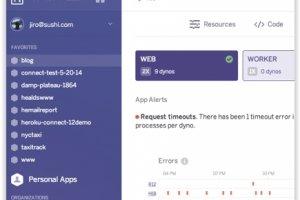 Salesforce acc�l�re le d�veloppement d'apps connect�es avec Heroku DX