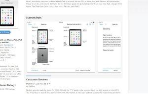 Apple laisse filer trop t�t des d�tails sur l'iPad Mini 3 et l'iPad Air 2