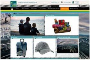 Publi Voile combine e-commerce et boutiques �ph�m�res