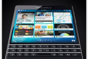 Test Blackberry Passport : L'alliance au carr� du tactile et du clavier (1e partie)