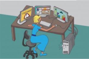 Cybers�curit�, le maillon faible reste le collaborateur interne de l'entreprise