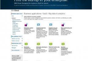 Insight 2014 : IBM installe Cognos et SPSS dans le cloud