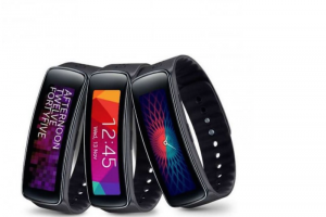 Avec le Band, Microsoft arrive sur le march� des bracelets connect�s