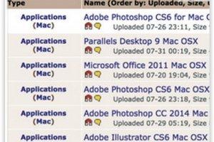 Mac OS X toujours d�sarm� face au malware iWorm