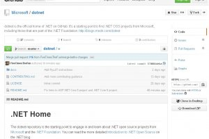 Microsoft met son framework .Net en Open Source
