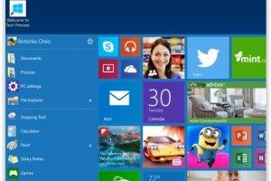 Windows 10 : Microsoft l�che sa derni�re Build truff�e de fonctions in�dites
