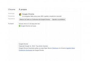 Chrome 39 livr� en 64 bits pour OS X, Windows et Linux
