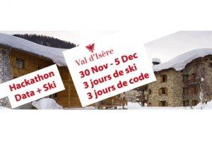 Hackathon � Val d'Is�re pour concevoir les futures apps mobiles des skieurs