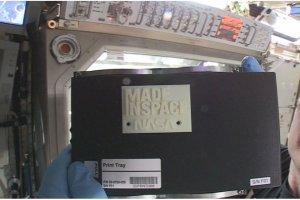 La Nasa a cr�� son premier objet 3D dans l'espace