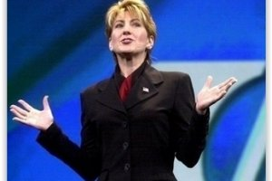 Pr�sidentielles am�ricaines 2016 : Carly Fiorina, ex-CEO de HP, affiche ses ambitions