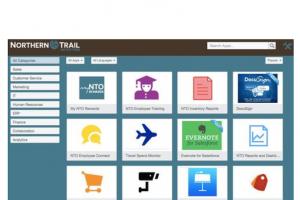 Salesforce AppExchange Store Builder, la boutique d'apps � la demande