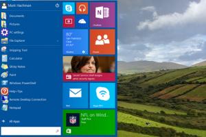 Windows 10, une seconde b�ta attendue le 21 janvier