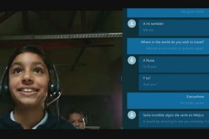 Traduction temps r�el avec la 1e b�ta de Skype Translator