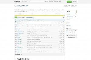 Google met sur GitHub son projet de chiffrement End-to-End