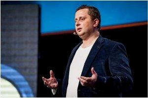 Octave Klaba, PDG d'OVH, personnalité IT 2014 pour LMI