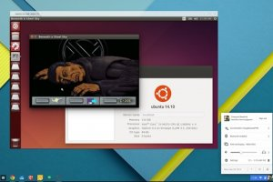 Ex�cuter Ubuntu dans une fen�tre sur un Chromebook