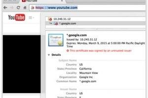 Gogo bloque YouTube dans les avions avec un technique de pirate
