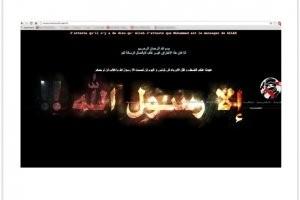 Charlie Hebdo : Des cyberpirates musulmans r�pondent aux Anonymous