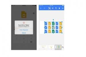 Google Docs exploite le Touch ID sur les mobiles iOS