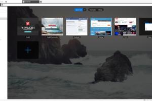 Le navigateur Vivaldi veut s�duire les � power users �