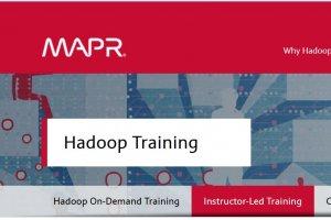 MapR lance un cours en ligne sur Hadoop