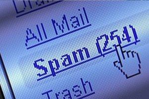 Davantage de spams en janvier, selon Vade Retro