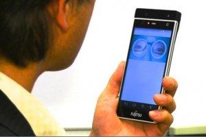 MWC 2015 : Fujitsu cr�� un scanner de l'iris qui d�verrouille les smarphones