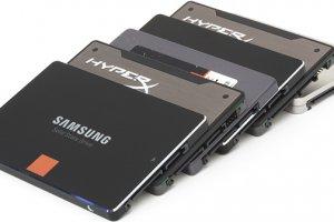 5 SSD test�s : le Samsung 840 Pro 256 Go roi de l'endurance