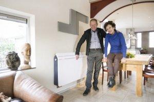 Des radiateurs-serveurs pour chauffer des maisons en Hollande