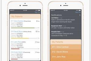 L'alliance Apple-IBM accouche de 8 apps iOS suppl�mentaires