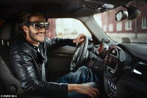 BMW lance des lunettes connect�es pour ses Mini