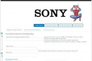 Sony Pictures : Des milliers de mails et documents confidentiels d�voil�s