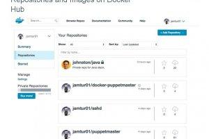 Docker acc�l�re le d�ploiement de conteneurs depuis son Hub