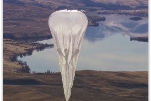 Project Loon : Google pr�t � l�cher ses milliers de ballons Internet
