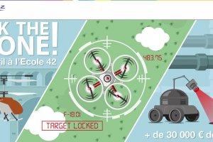 GDF Suez organise son premier hackathon d�di� aux drones