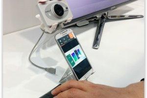 L'Universit� de S�oul et Samsung aident des paralys�s � utiliser leurs smartphones