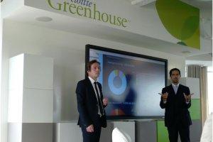 Greenhouse, le laboratoire � id�es de Deloitte