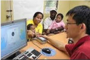 Pour ficher les r�fugi�s, le UNHCR a choisi la solution biom�trique d'Accenture