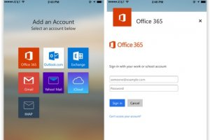 Outlook pour iOS et Android s'ouvre � l'authentification double facteur