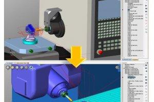 Commande num�rique : NCSimul CAM reprogramme l'usinage pour d'autres machines