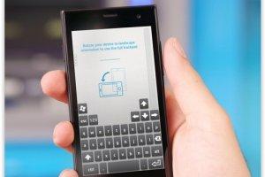 Intel Remote Keyboard, un clavier virtuel pour mini-PC sur smartphone