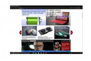 Les builds de Windows 10 se succ�dent avant la version finale