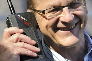Matti Makkonen, le p�re du SMS, s'en est all�