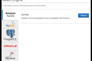 Amazon lance Aurora, sa version muscl�e de MySQL